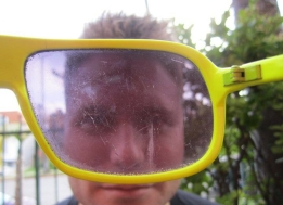 Dan Through Glasses
