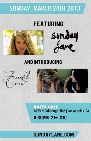 Sunday-Lane-Show-Poster-FINAL