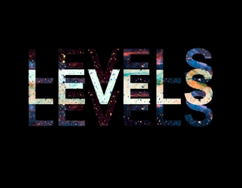 LEVELS press 1- Album Cover Art