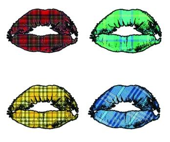 Lipstick Lumberjack EP FRONT COVER