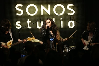 """Sonos And Pandora Present """"An Evening With Charli XCX"""""""