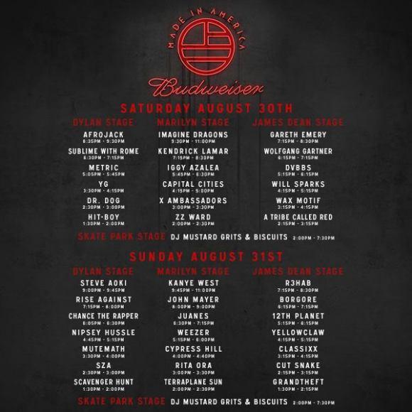 BMIA_LA Line Up