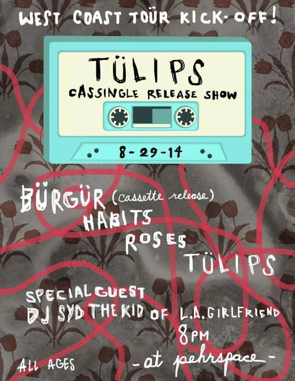 tulips_cassette_release