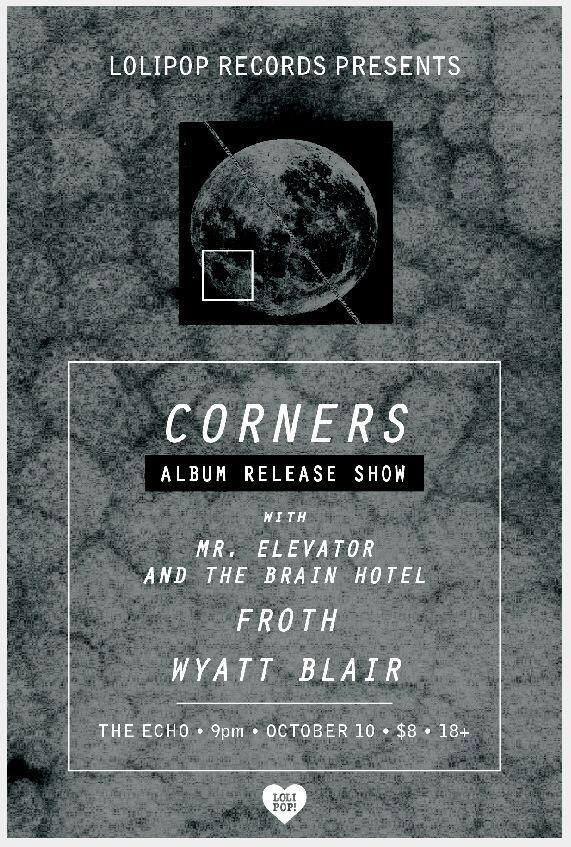 Corners Record Release Party