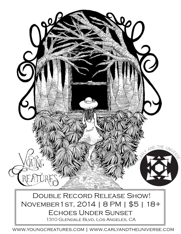 11.01.14 - Los Angeles, Record Release Show