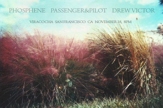 Phosphene Viracocha - Nov 28