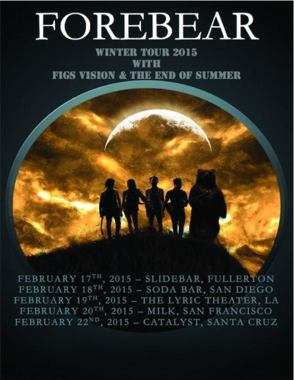 Forebear Tour