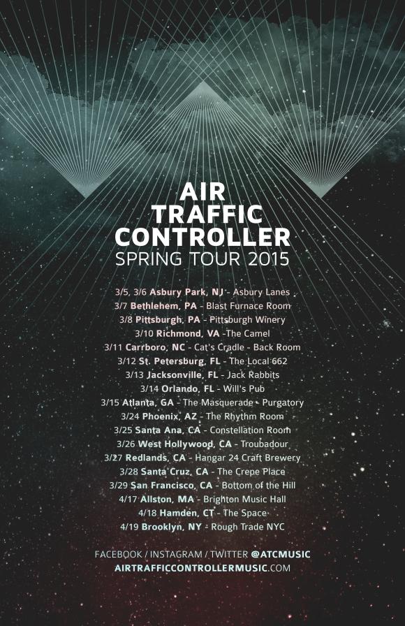 ATC Tour Poster