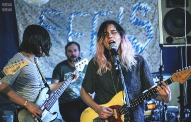 Amy Allen, Mike Rudes, Laena Geronimo