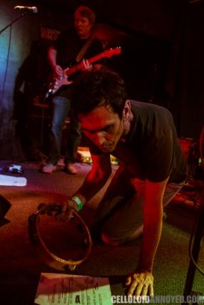 Rob Zabrecky (and members of Possum Dixon)